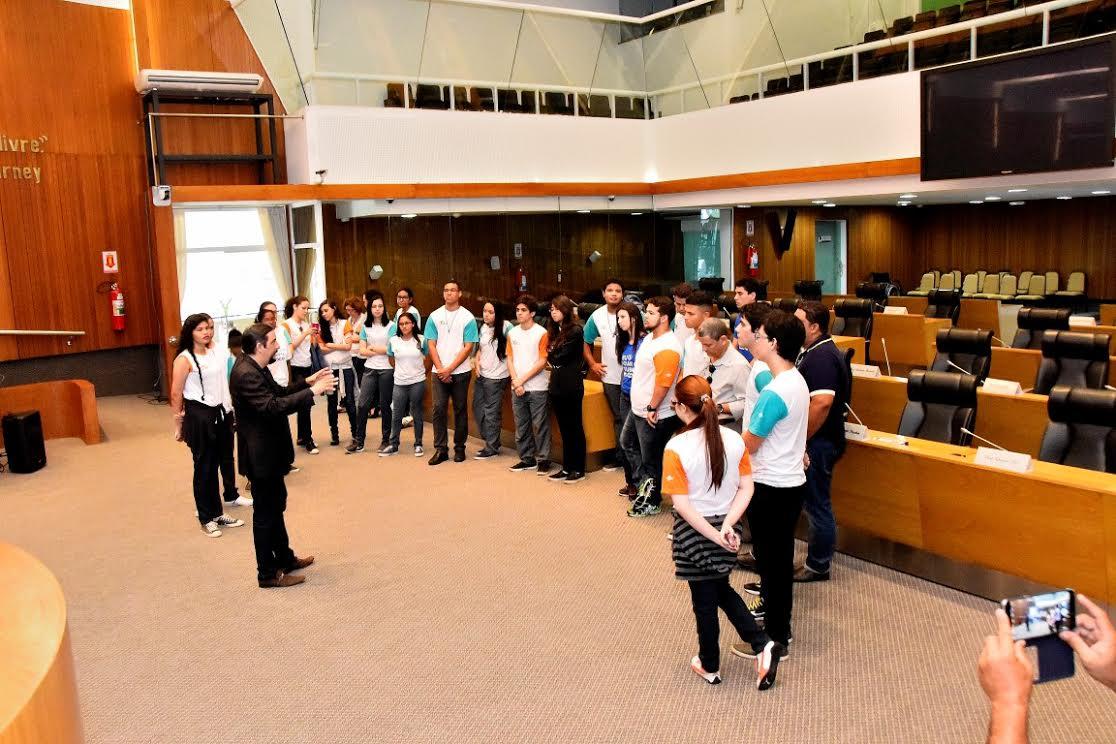 Júnior Verde destaca ações em defesa da Juventude