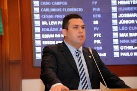 Fábio Macedo pede pavimentação asfáltica para o município de Duque Bacelar