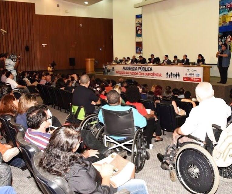 Wellington destaca Dia Internacional das Pessoas com Deficiência