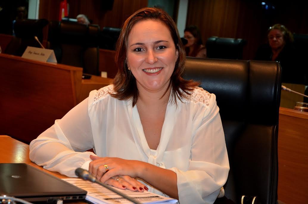 Nina Melo encerra primeiro ano de seu mandato com saldo de 55 proposições apresentadas no Legislativo