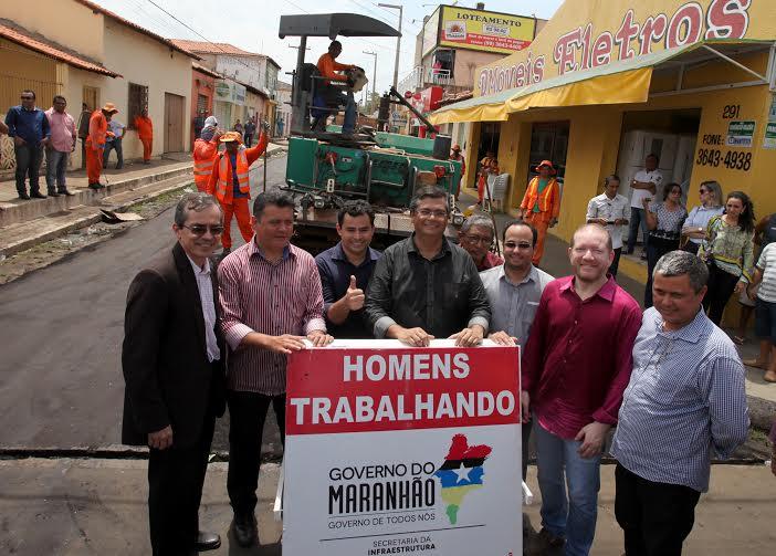 Deputado Othelino Neto destaca anúncio de obras para Barra do Corda