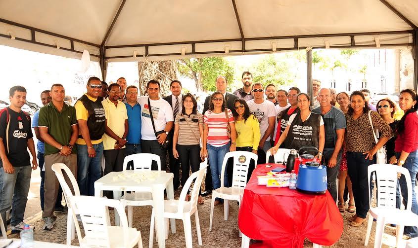 Deputados Zé Inácio e Souza Neto intercedem por servidores da Justiça do Estado do Maranhão