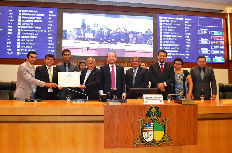 Assembleia Legislativa concede título de Cidadão Maranhense a Dom Gilberto Pastana