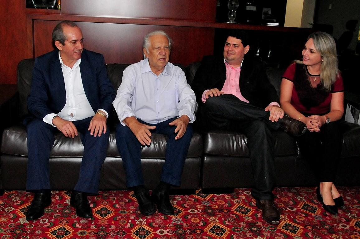 Sálvio Dino ministrará palestra sobre os 184 anos da Assembleia Legislativa do Maranhão
