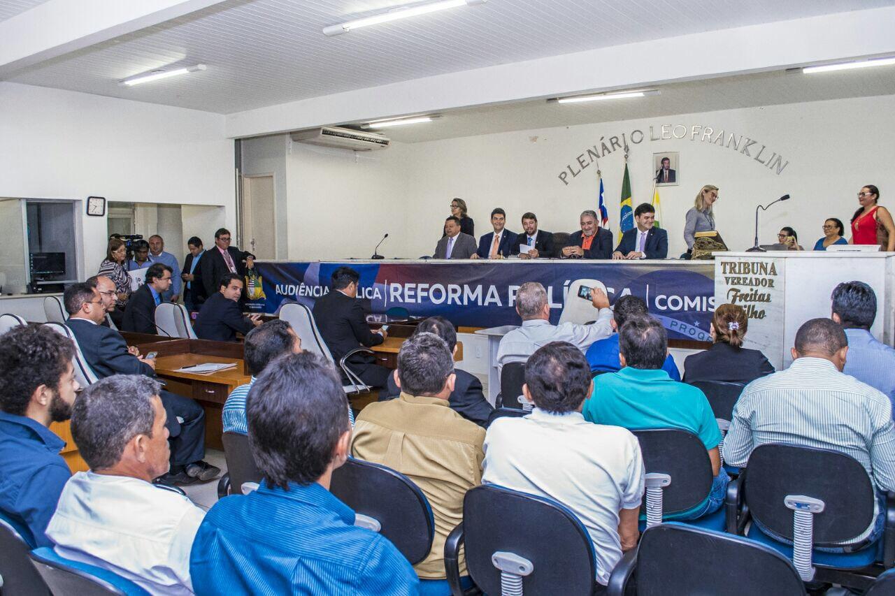 Comissão Especial realiza audiência pública em Imperatriz para discutir Reforma  Política