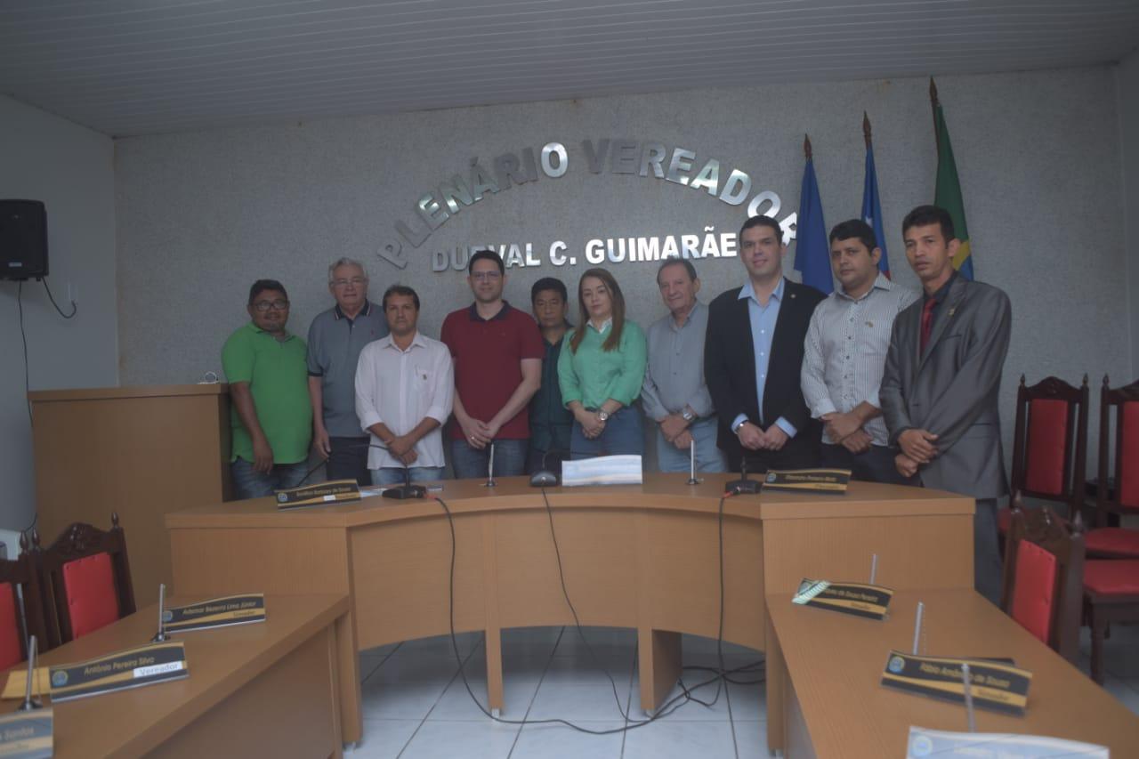 Comissão de Assuntos Econômicos discute exploração do gás natural em Dom Pedro e visita Complexo Parnaíba