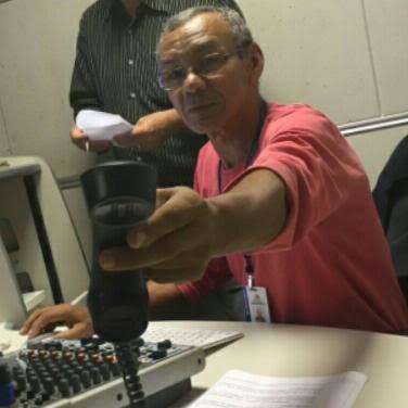 Diretoria de Comunicação lamenta falecimento do radialista Rui Barbosa