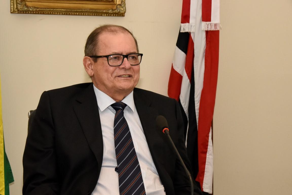 Humberto Coutinho assume interinamente o Governo do Maranhão até o próximo sábado (5)