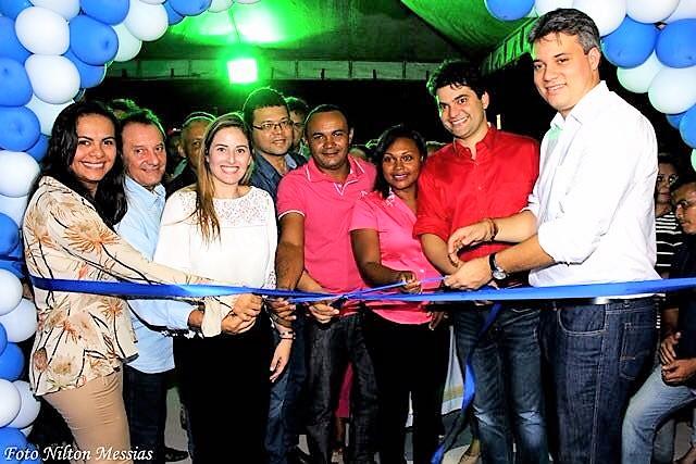 Ana do Gás participa em Codó da Inauguração da nova Sede da Secretaria de Desenvolvimento Social