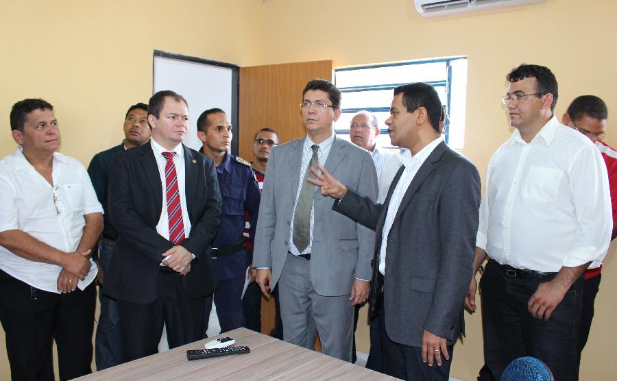 Rafael Leitoa avalia positivamente reunião com o secretário Jefferson Portela, em Timon