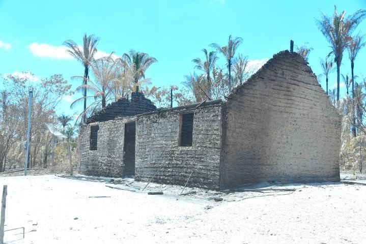 Causas das queimadas são de ordem climática, vegetacional, edáfica  e cultural.