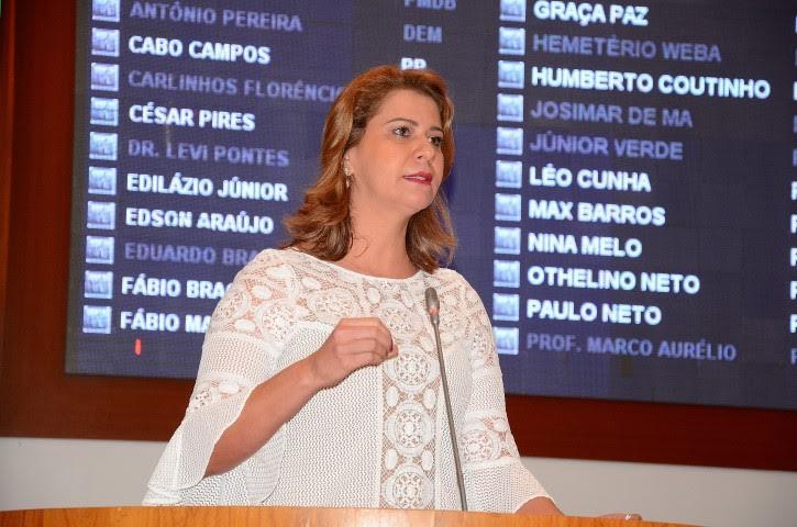 Valéria Macedo volta cobrar a habilitação do UNACON em Imperatriz para tratamento de câncer