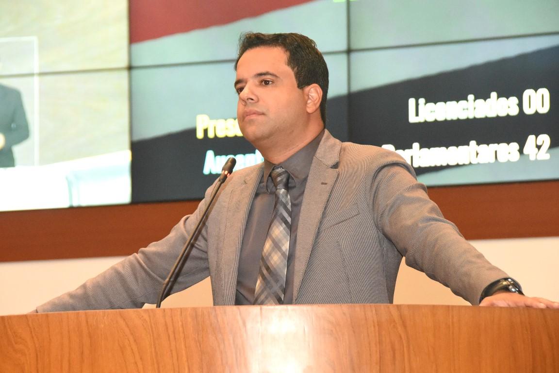 """""""Flávio Dino não cumpriu a promessa"""", diz Edilázio Júnior"""
