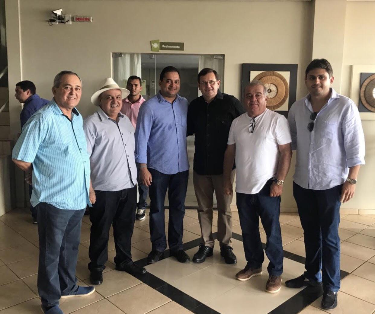 Stenio Rezende reúne grandes nomes políticos em evento no município de Balsas