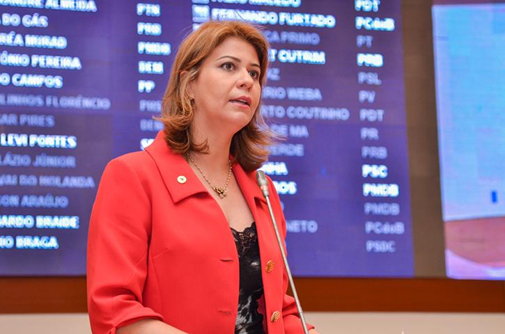 Valéria Macedo pede sinalização na MA-280 entre Governador Édson Lobão e Montes Altos