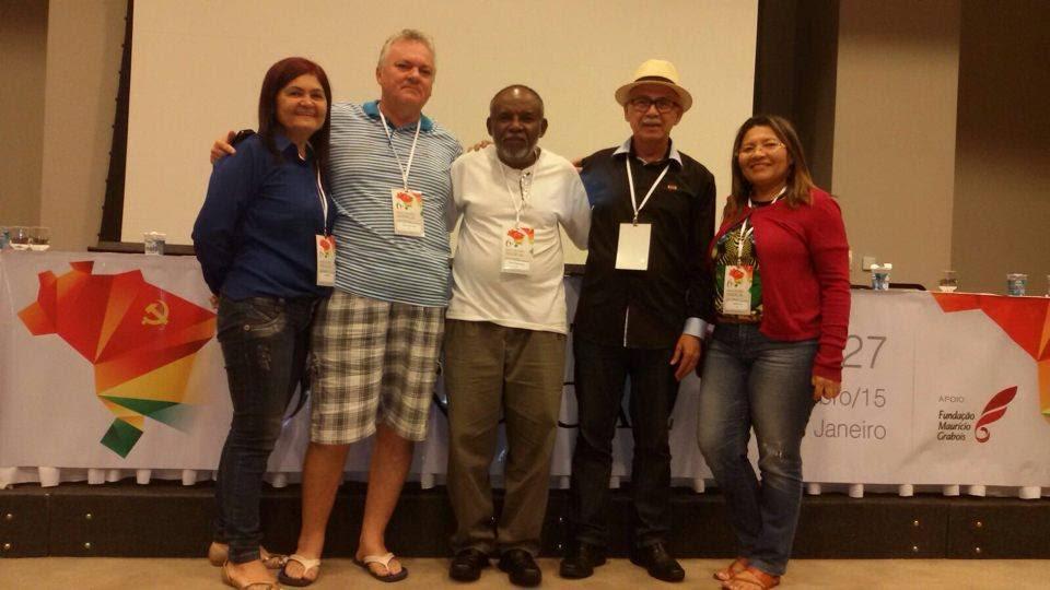 Deputado Fernando Furtado participa do 6º Encontro Sindical do PCdoB no RJ