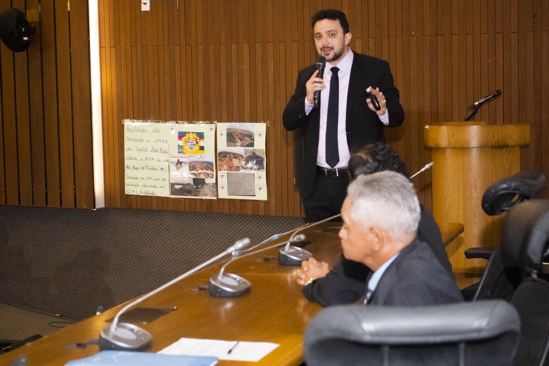 Comissão de Assuntos Municipais debate sobre emancipação de povoados