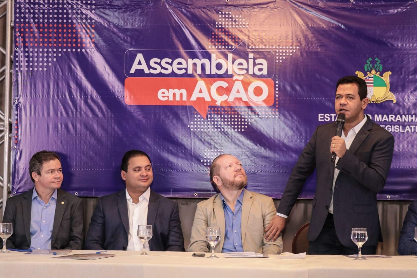 Prefeito de Timon, Luciano Leitoa, elogiou a realização do evento e destacou a importância do diálogo com as comunidades
