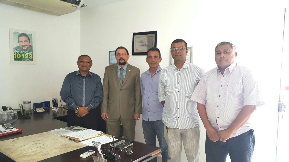 Verde solicita informações sobre possíveis mudanças no Regime Previdenciário