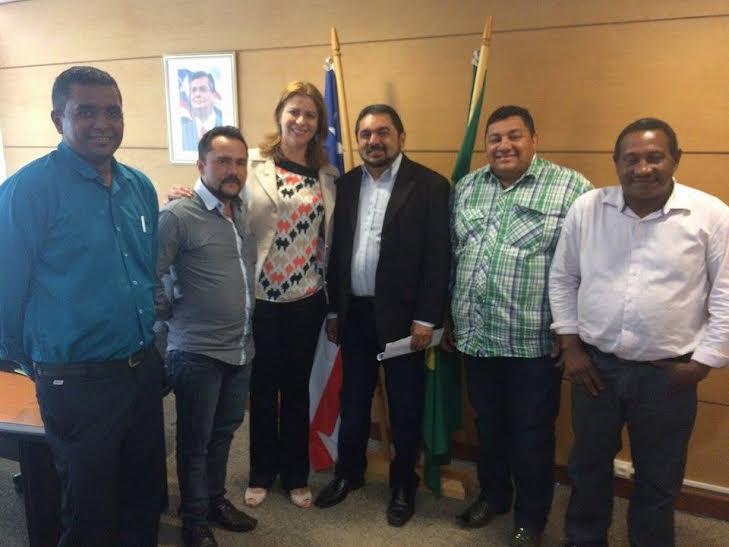 Deputada Valéria Macedo pede sinal de telefonia móvel para Alto Brasil e região