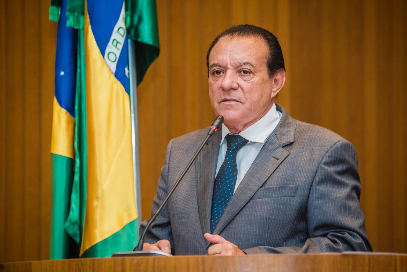 Raimundo Cutrim  apresenta emenda ao projeto que reorganiza a Polícia Civil