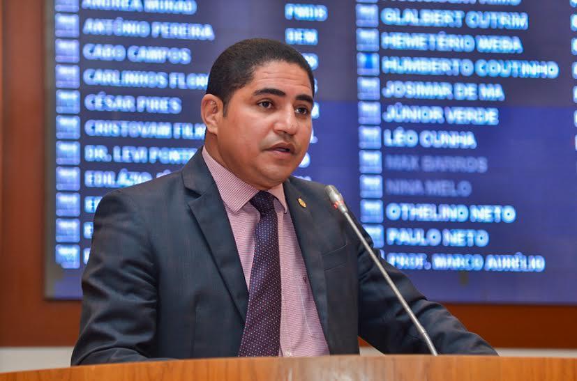 Deputado Zé Inácio convoca população para Ato em Defesa da Democracia