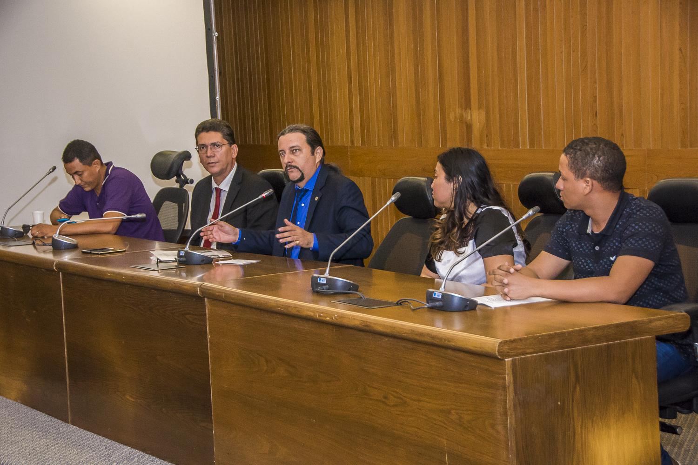 Situação de sub judices do concurso da PM é discutida em audiência pública