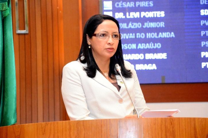 Francisca Primo destaca Marcha das Margaridas ocorrida em Brasília