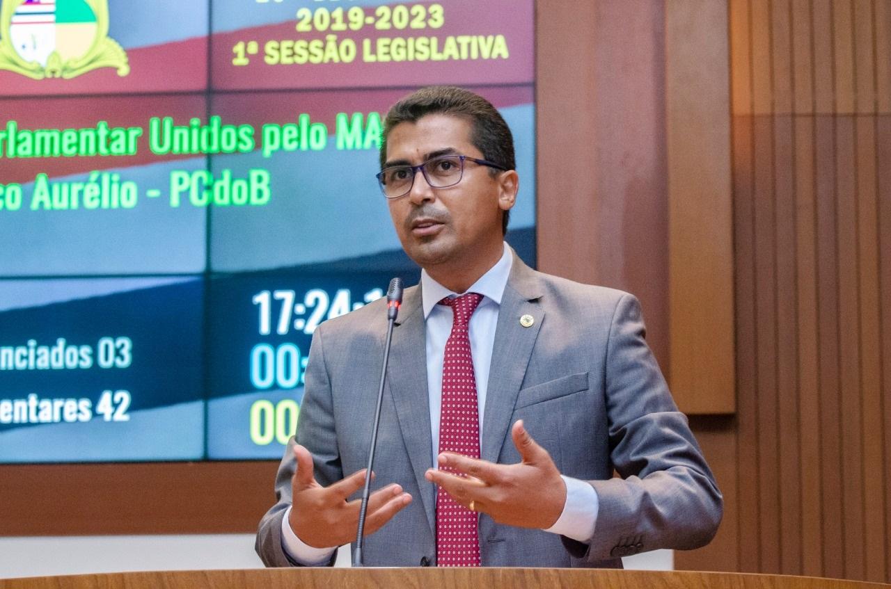 Professor Marco Aurélio destaca importância da inauguração da MA-275 para a Região Tocantina