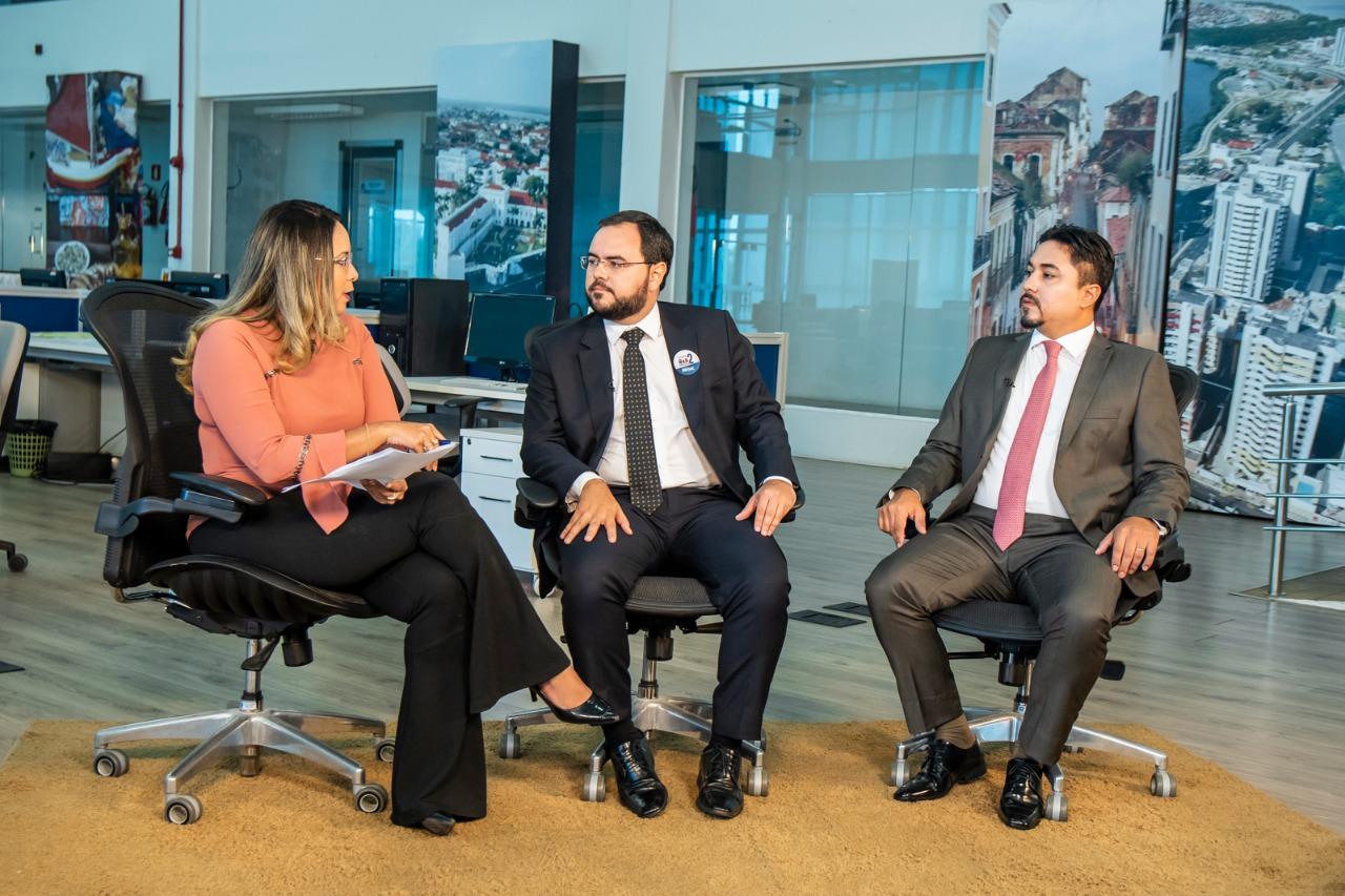 Carlos Brissac encerra ciclo de entrevistas com candidatos à OAB/MA