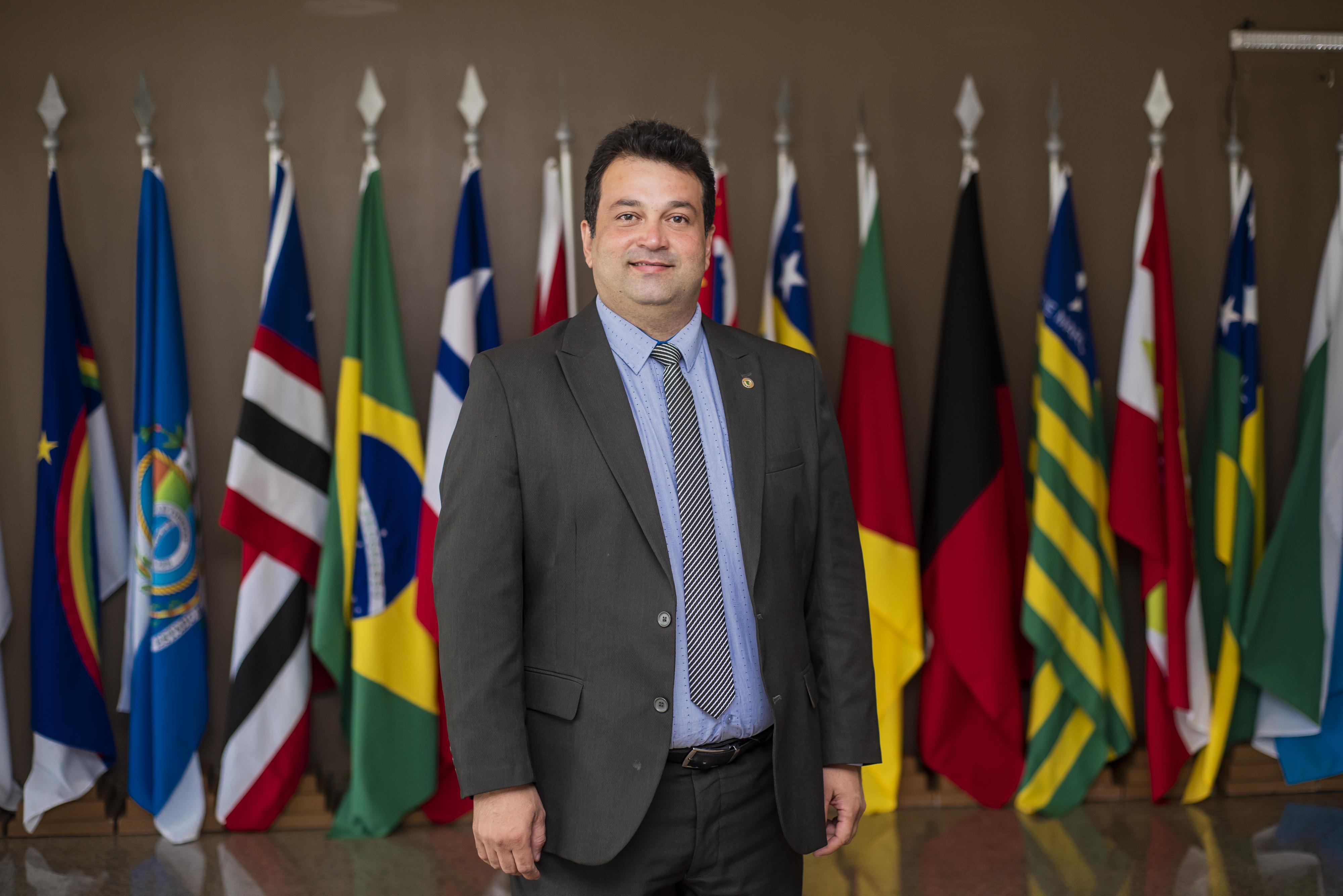 Adelmo Soares é o novo presidente da Comissão de Administração Pública, Seguridade Social e Relações de Trabalho
