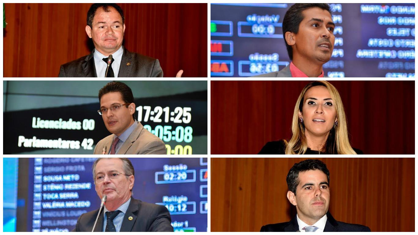 Deputados debatem Projeto de Lei que estima receitas e fixa despesas do Estado em 2017
