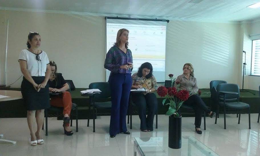 Deputada Valéria Macedo participa do Fórum Perinatal da Região de São Luís