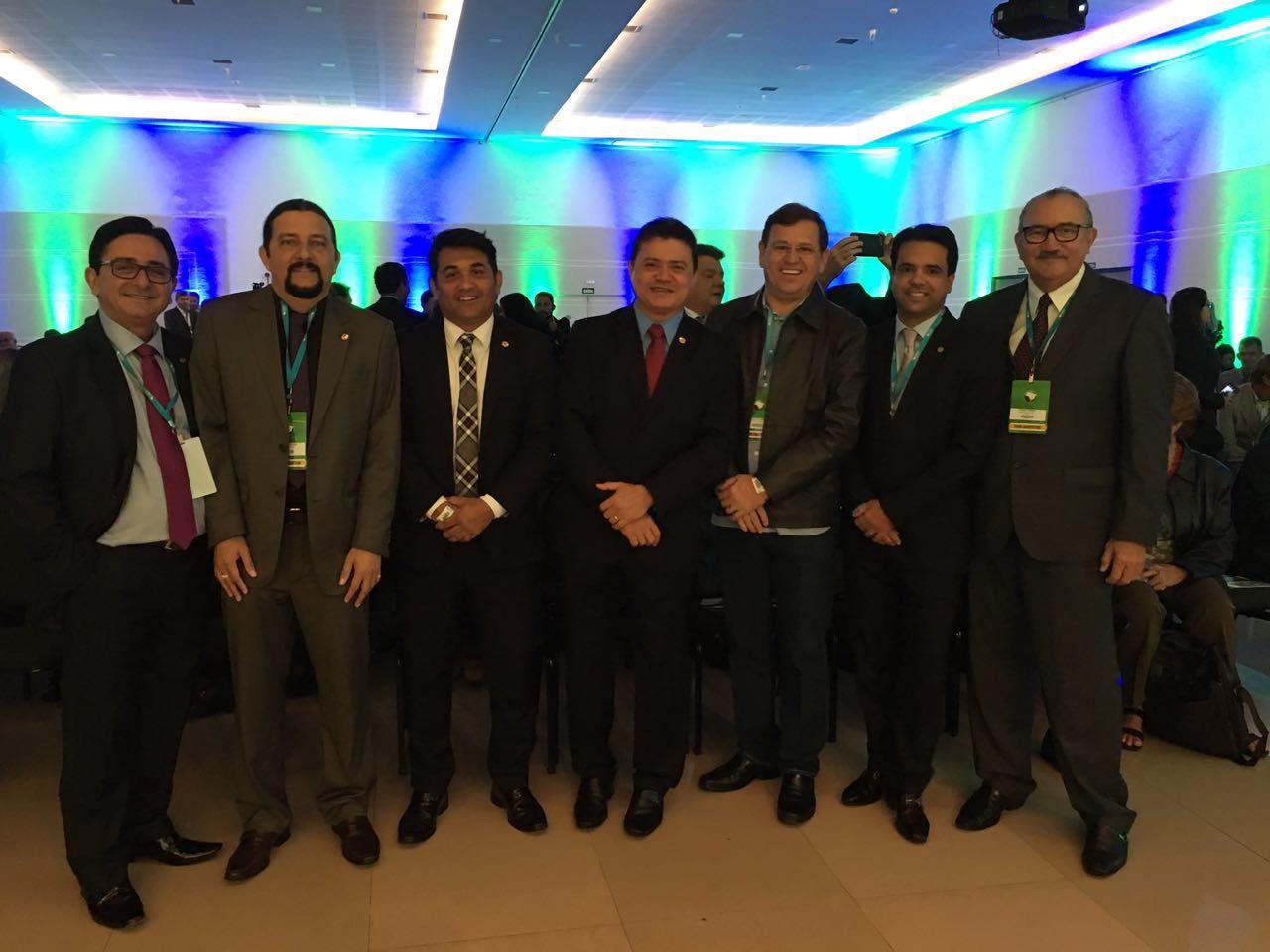 Deputados do Maranhão são eleitos para a diretoria da Unale e do Parlamento Amazônico