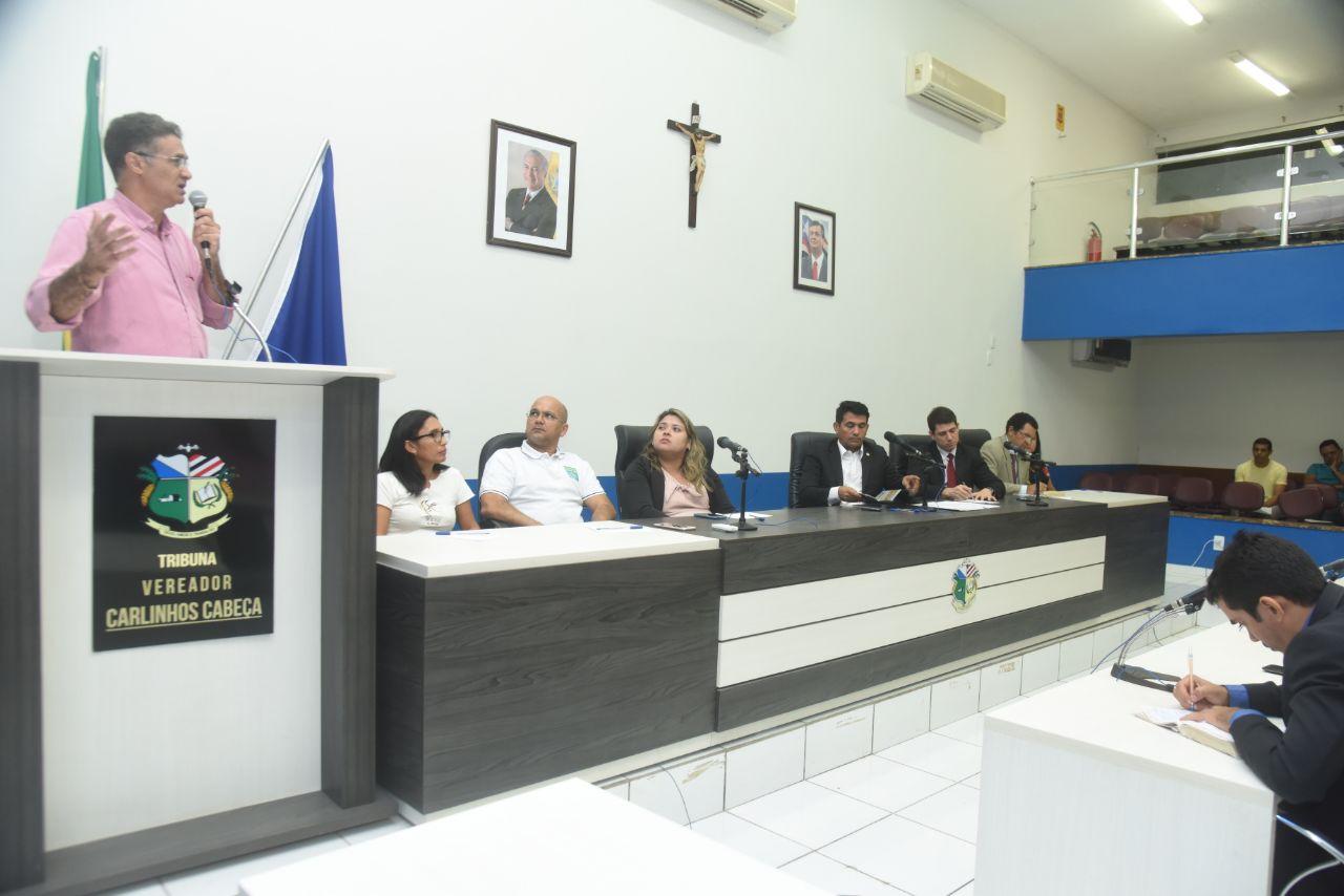 Wellington do Curso participa de audiência pública sobre instalação de usinas hidrelétricas no Rio Balsas