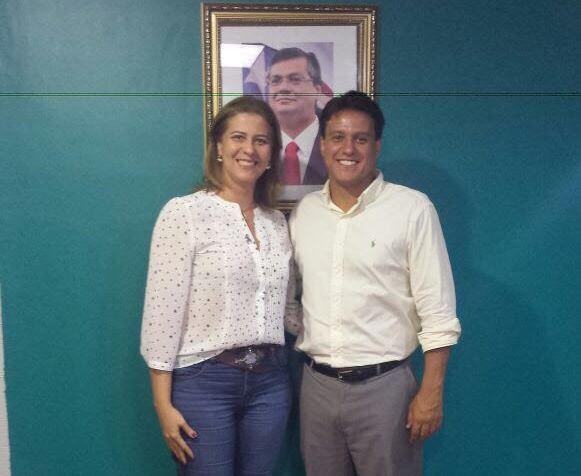 Valéria se reúne com secretário de educação para discutir demandas da Região Tocantina