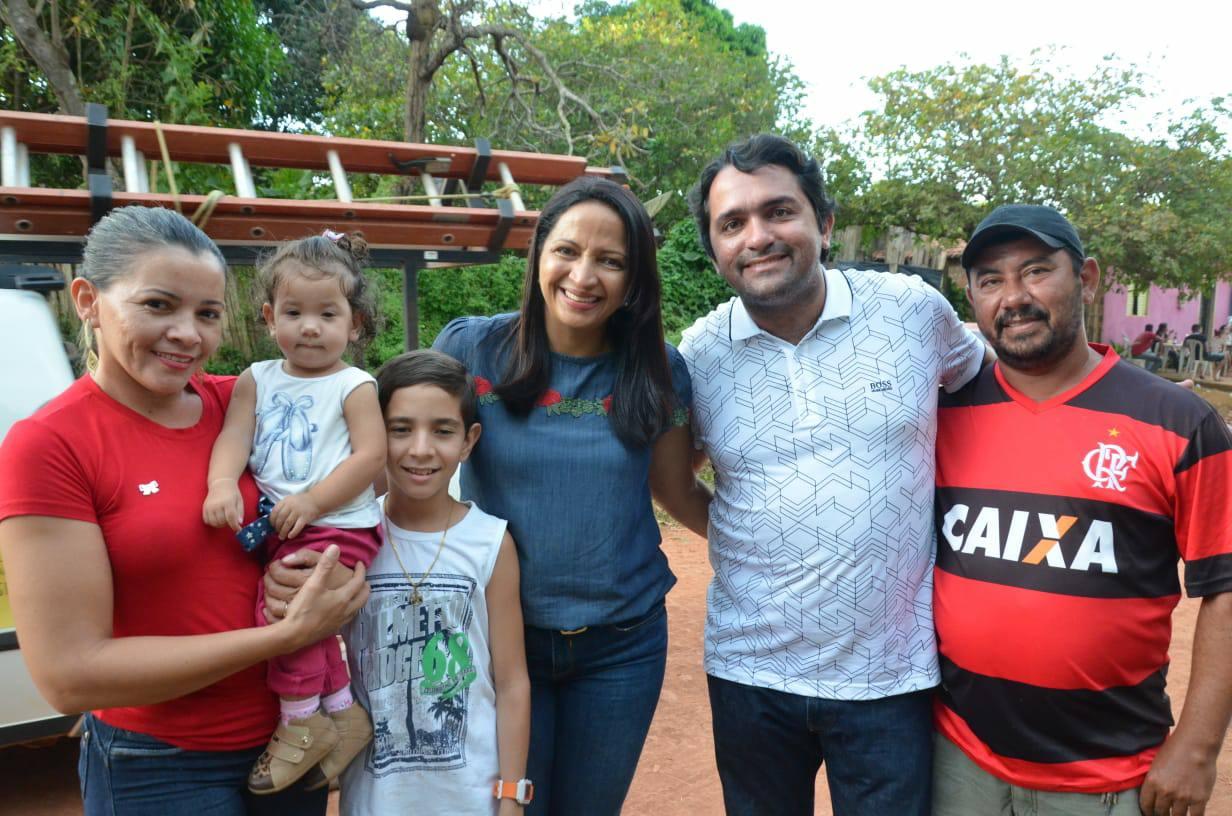 Francisca Primo festeja aniversário de povoado em Buriticupu