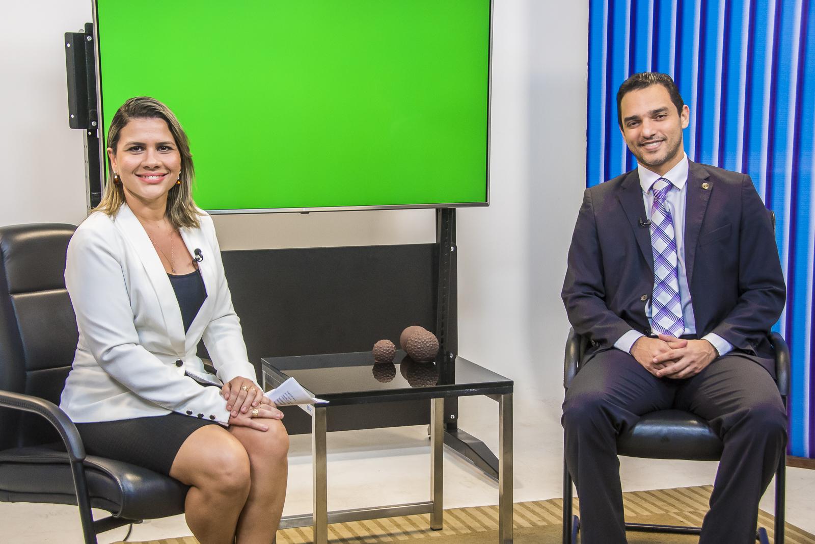 TV Assembleia veiculará programa em parceria com o Ministério Público