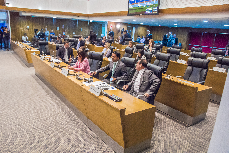 Assembleia discutirá projeto de organização da Polícia Civil