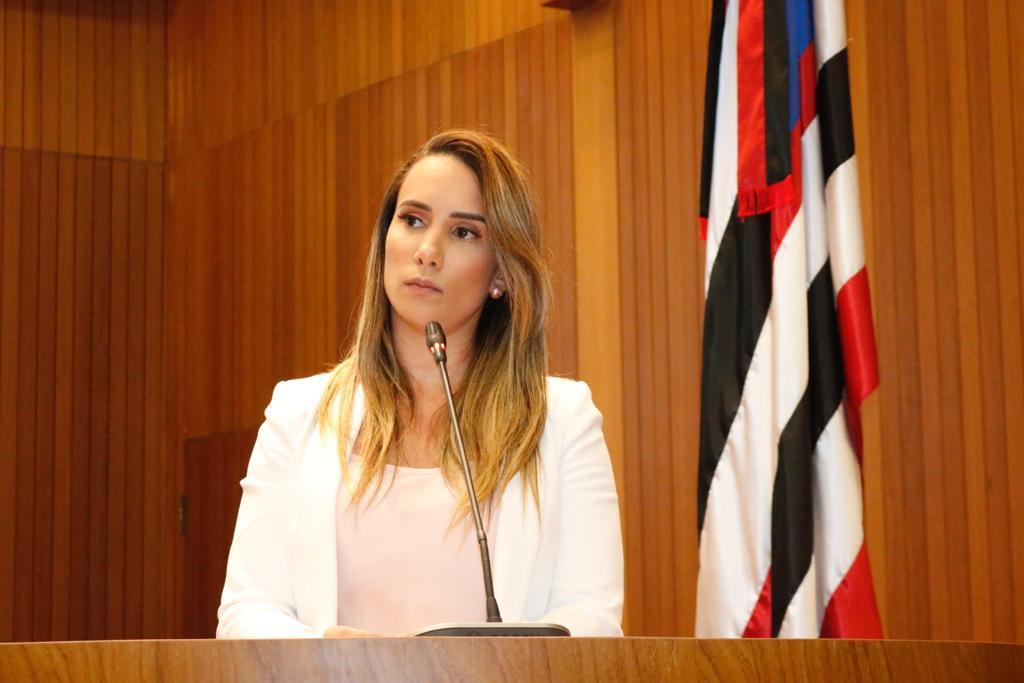 Dra.Thaiza Hortegal aponta perigo de rompimento da barragem do Pericumã