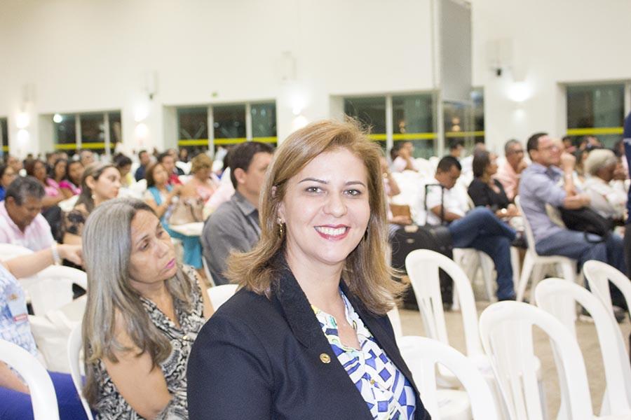 Valéria Macedo participa da 9º Conferência Estadual de Saúde do Maranhão
