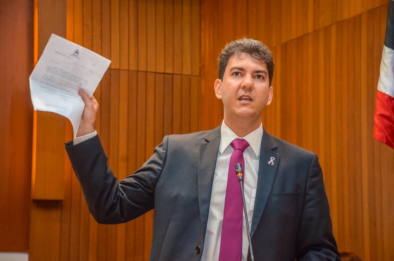 """""""Flávio Dino não teve consideração com o povo de São Luís"""", diz Braide sobre exclusão de projetos para SL"""