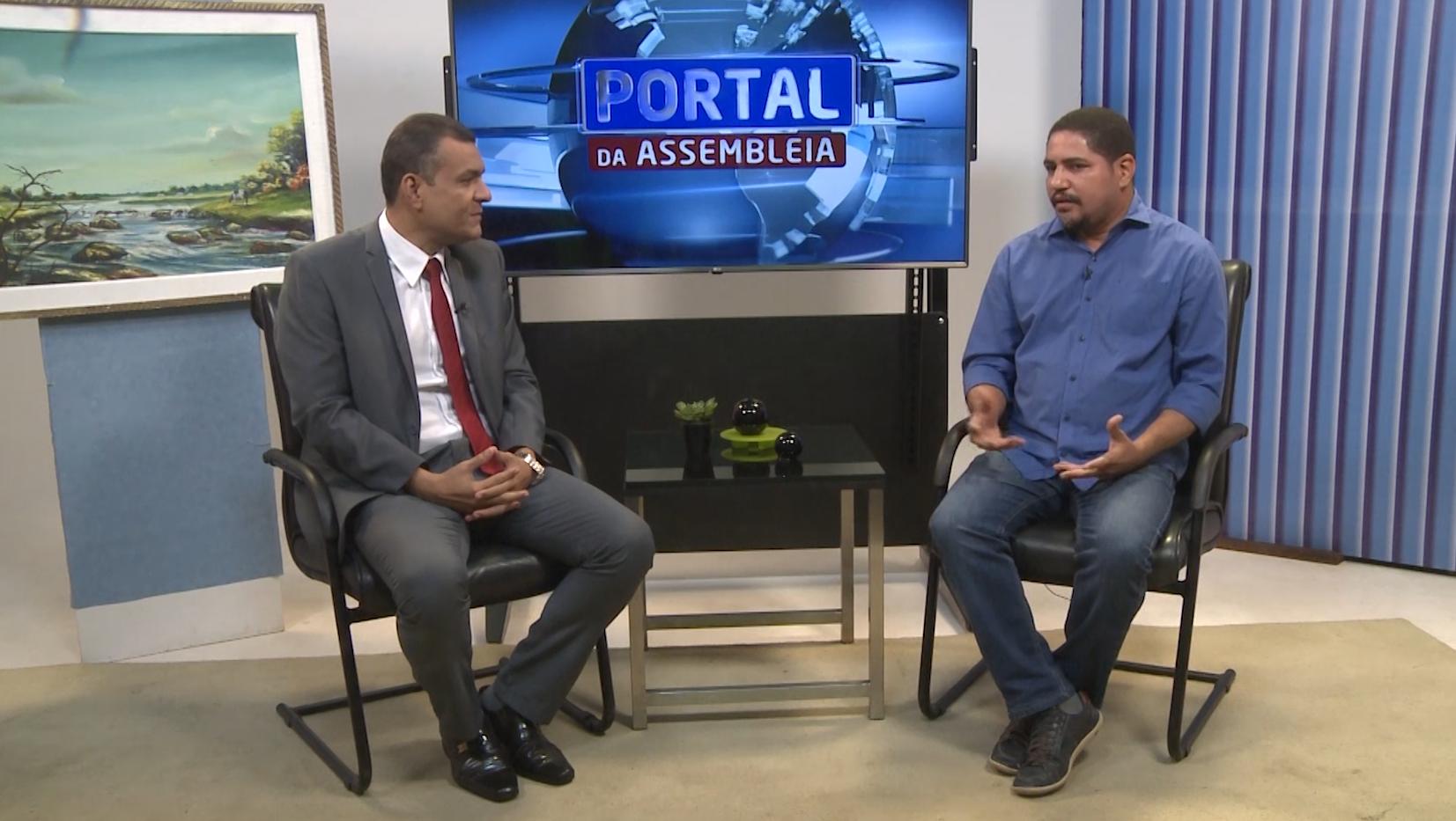 Em entrevista à TV Assembleia, Zé Inácio faz balanço positivo dos trabalhos da CPI da Cyrela