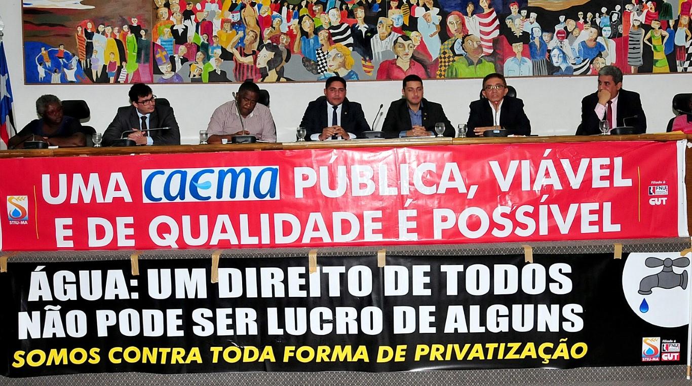 Zé Inácio realiza audiência pública sobre preservação da água