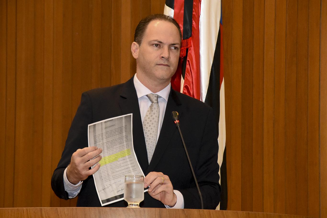 Sousa Neto diz que o governador age sem dialogar