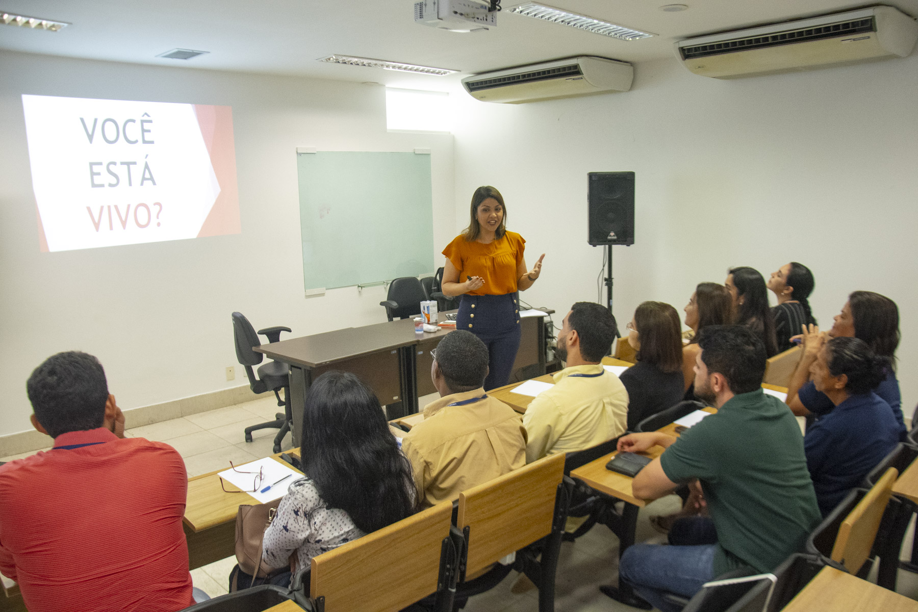 "Escola do Legislativo realiza workshop com a temática ""O Poder de Autorresponsabilidade"""