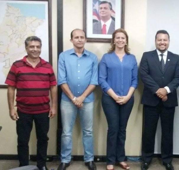 Valéria pede melhorias na estrada que liga Montes Altos a Buritirana