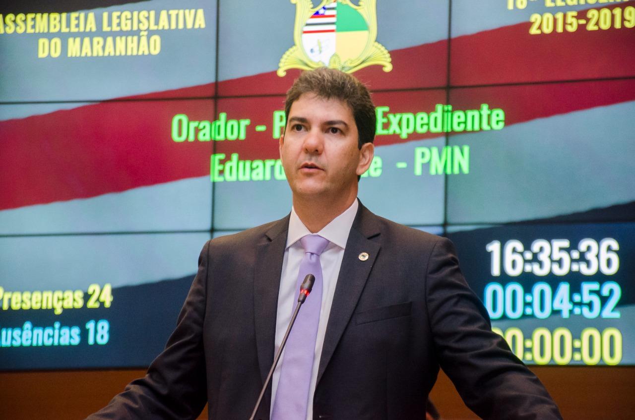 Deputado Eduardo Braide destaca entrega de obras no aniversário de Santa Rita