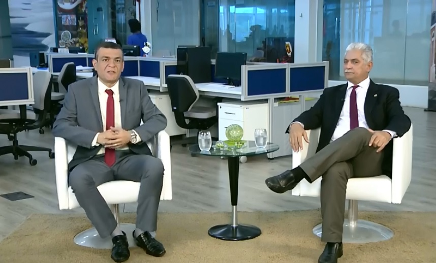 Carlinhos Florêncio destaca projeto de combate à adulteração de combustíveis em entrevista à TV Assembleia