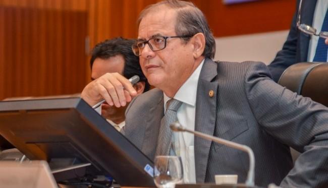 Presidente Humberto Coutinho assume Governo do Estado de 3 a 5 de novembro